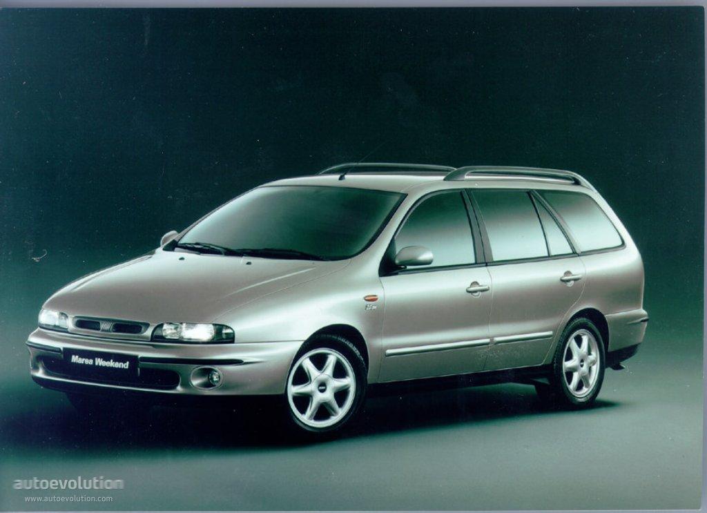 Fiat Marea Weekend Specs 1996 1997 1998 1999 2000
