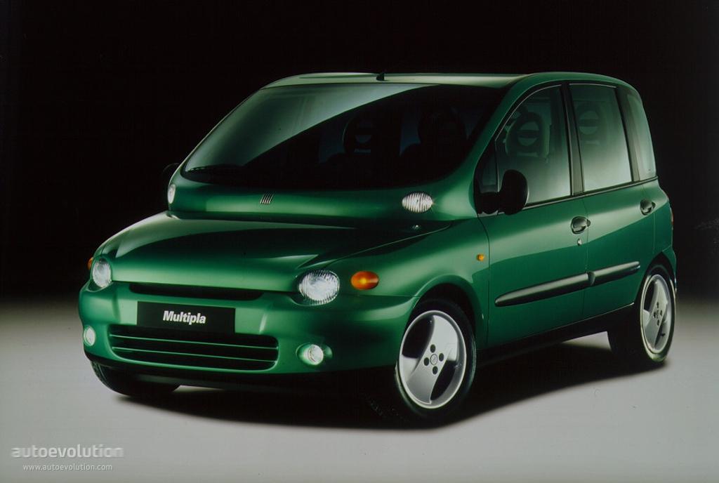 Fiat multipla specs 1998 1999 2000 2001 2002 2003 2004 autoevolution