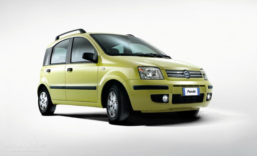 Fiat Panda Specs Amp Photos 2003 2004 2005 2006 2007
