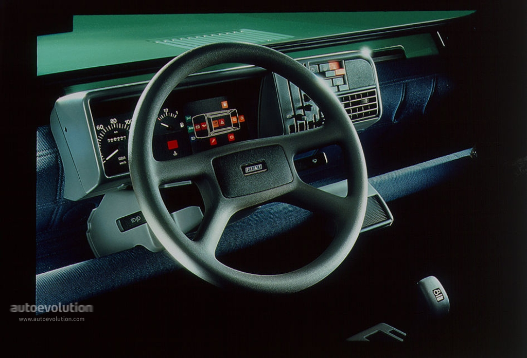 Fiat Panda Specs 1986 1987 1988 1989 1990 1991 1992 1993 1994 1995 1996 1997 1998