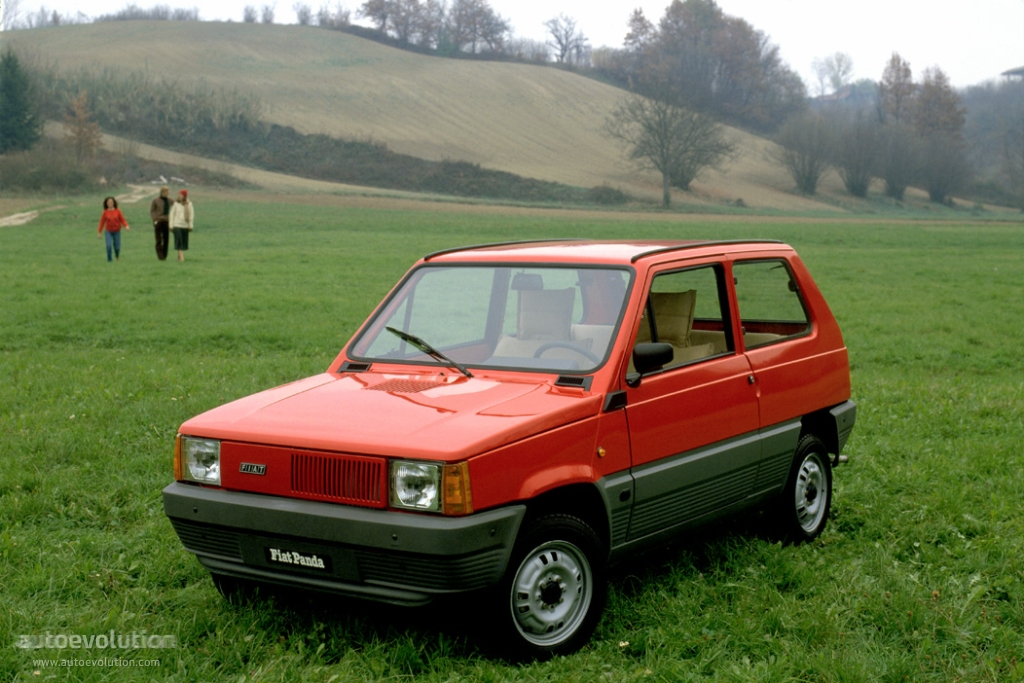fiat panda specs 1981 1982 1983 1984 1985 1986 autoevolution. Black Bedroom Furniture Sets. Home Design Ideas