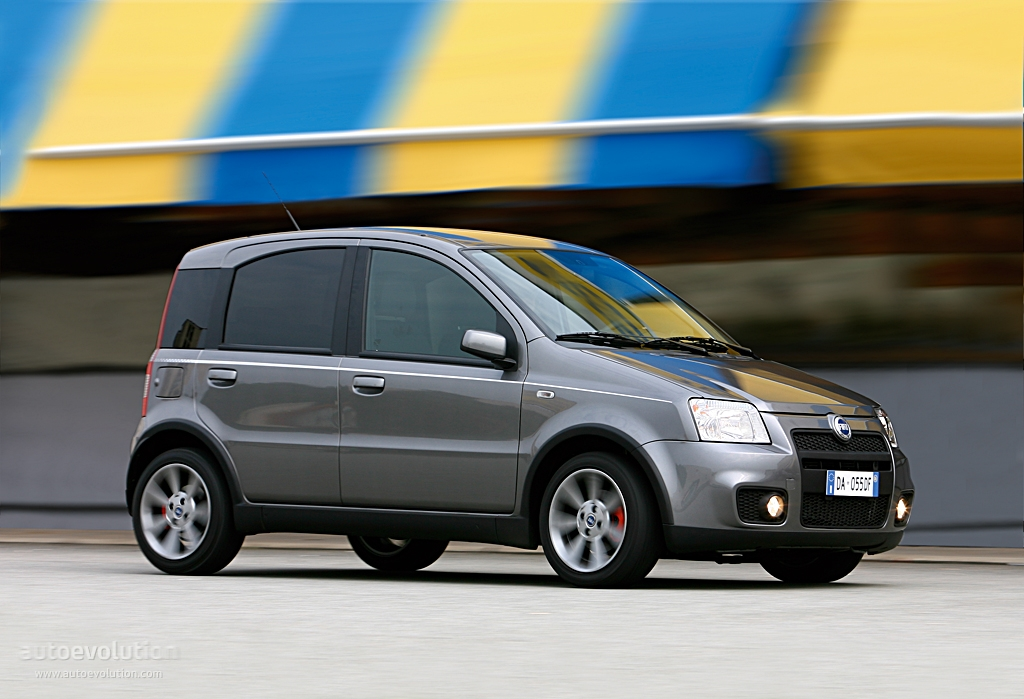 Fiat Panda 100hp Specs 2006 2007 2008 2009 2010 2011 Autoevolution