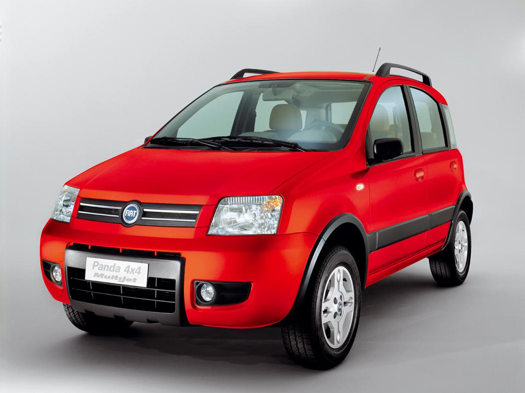 Fiat Panda 4x4 2003 2004 2005 2006 2007 2008 2009