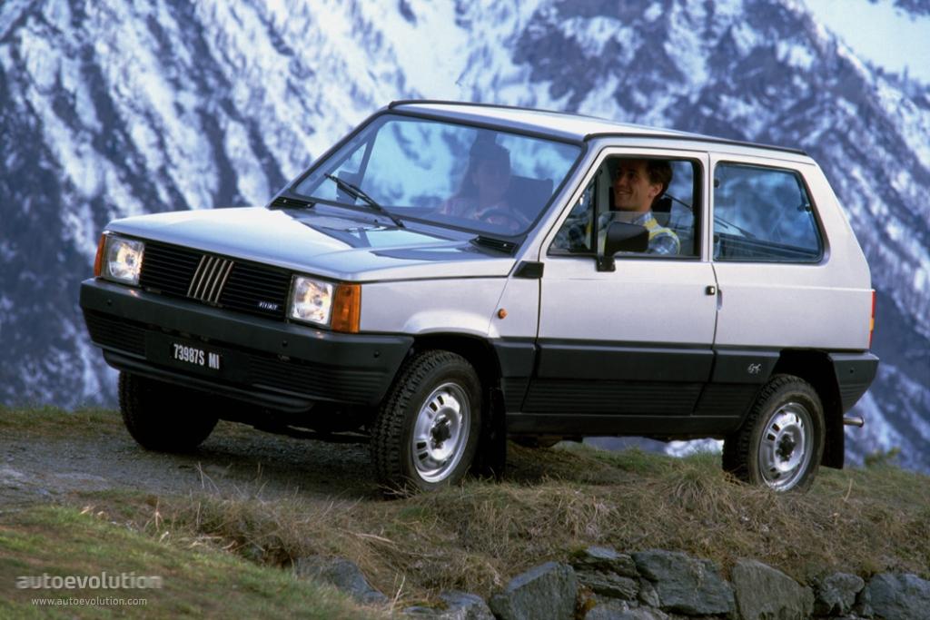 1974 Bmw 2002 Parts FIAT Panda 4X4 specs - 1986, 1987, 1988, 1989, 1990, 1991, 1992 ...