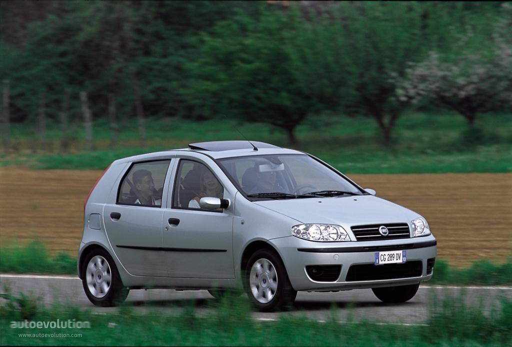 Fiat Punto 5 Doors Specs Amp Photos 2003 2004 2005