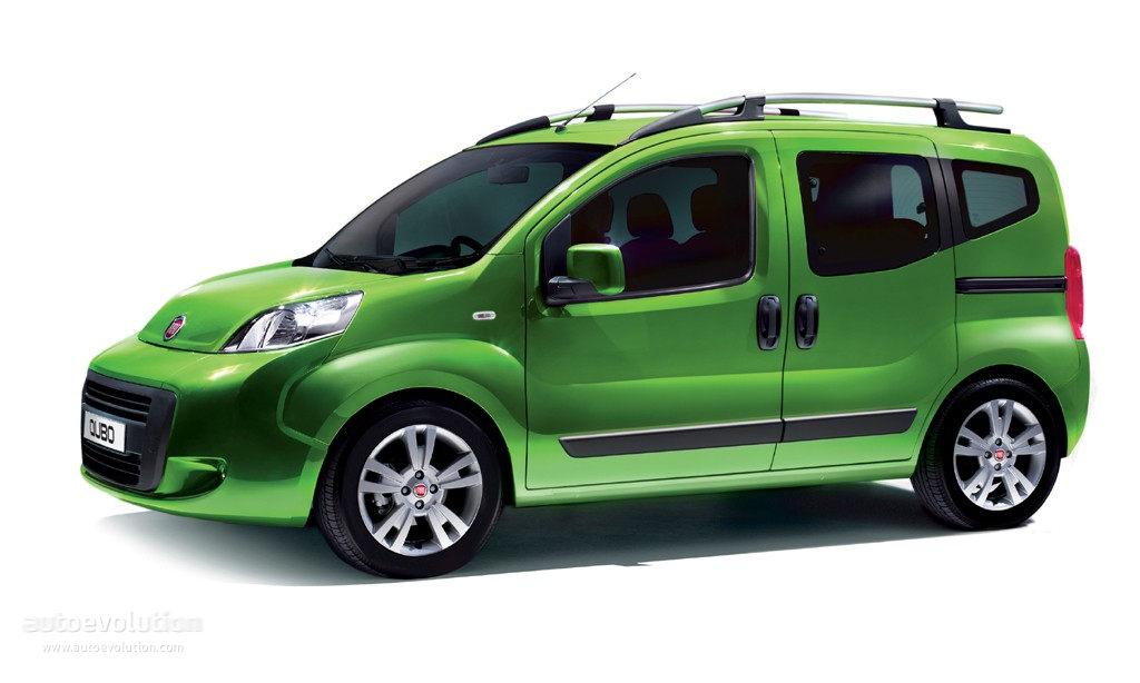 FIAT Qubo specs  2008 2009 2010 2011 2012 2013 2014 2015