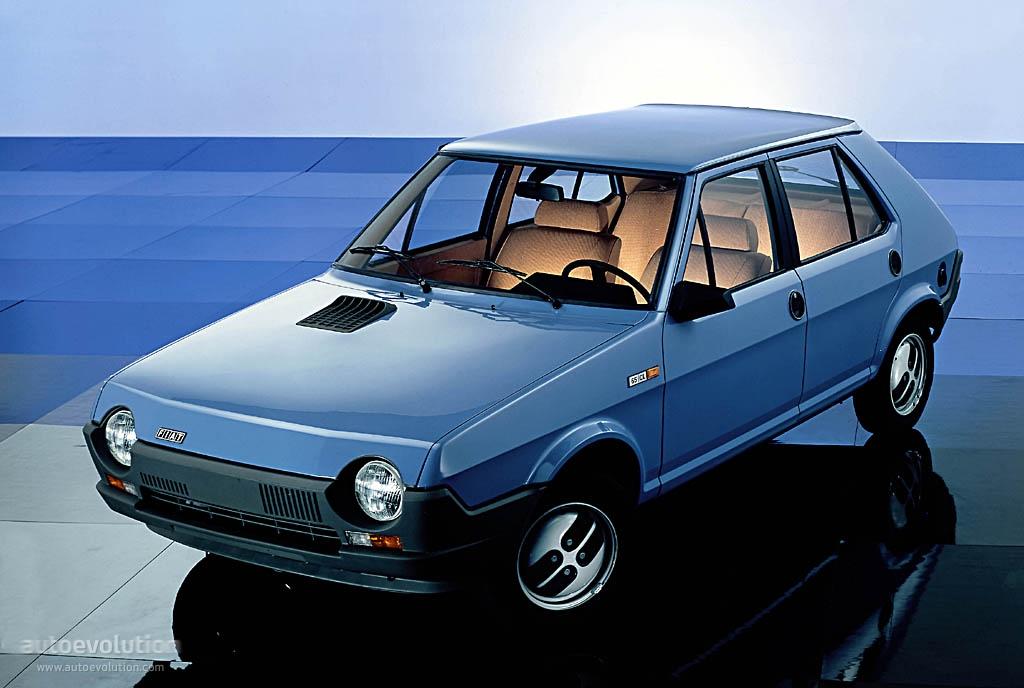FIAT Ritmo - 1978, 1979, 1980, 1981, 1982 - autoevolution