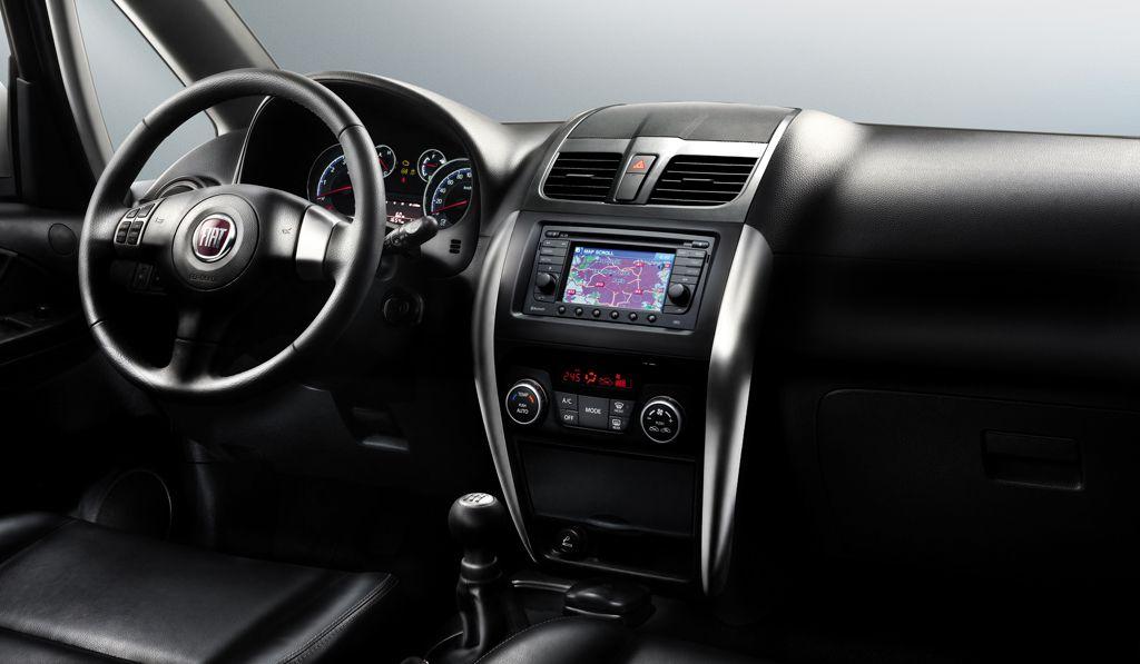 Fiat Sedici 2009 2010 2011 2012 2013 2014 2015
