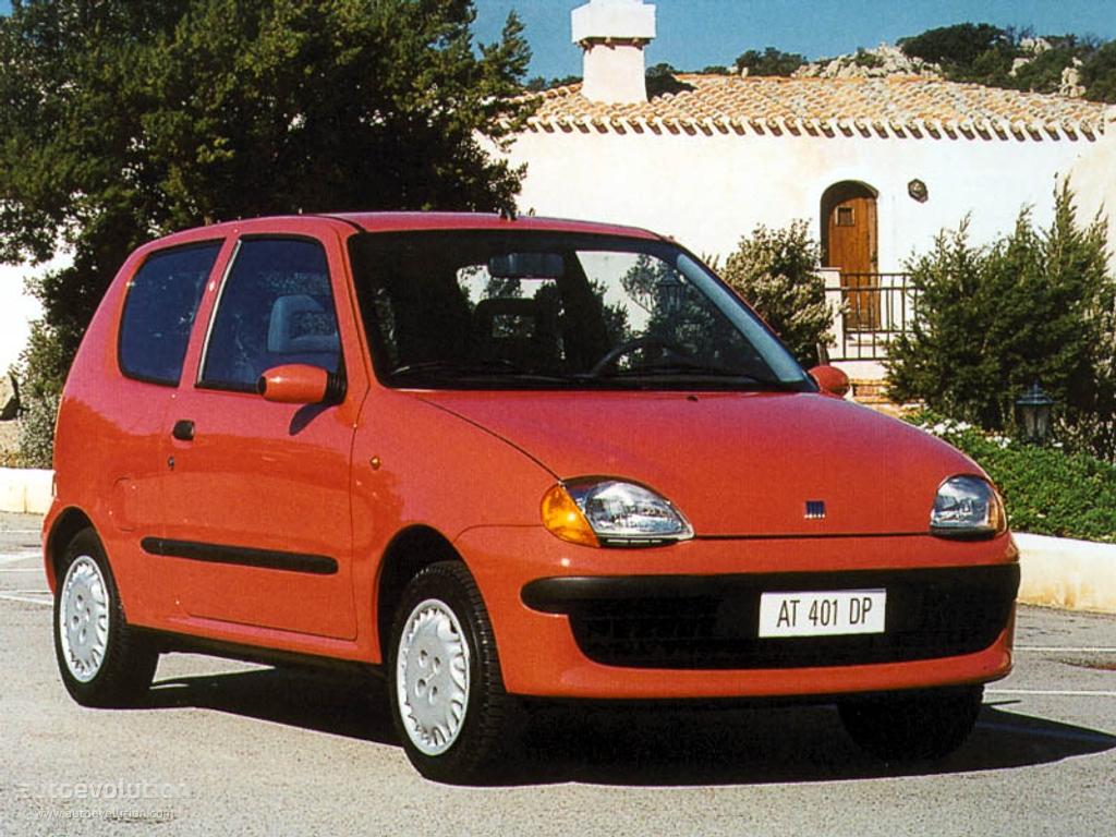 FIAT Seicento (1998 - 2001) ...
