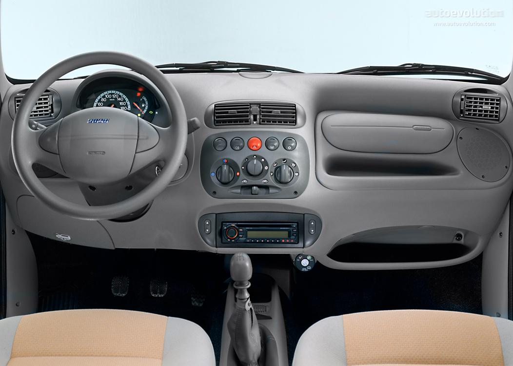 FIAT Seicento specs - 2004, 2005, 2006 - autoevolution
