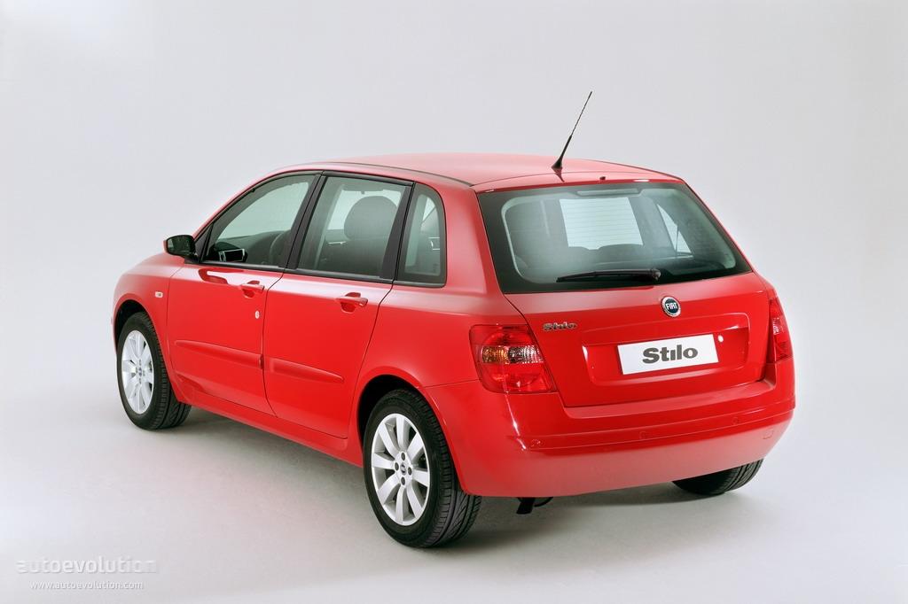 Fiat Stilo 5 Doors Specs - 2006  2007