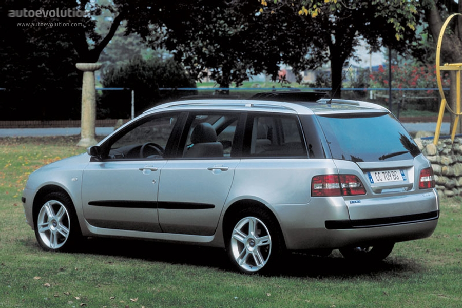 Fiat Stilo Multi Wagon Specs 2003 2004 2005 2006