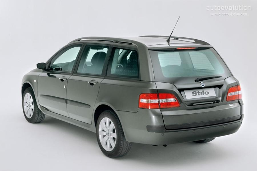 Fiat Stilo Multi Wagon Specs 2006 2007 2008 2009