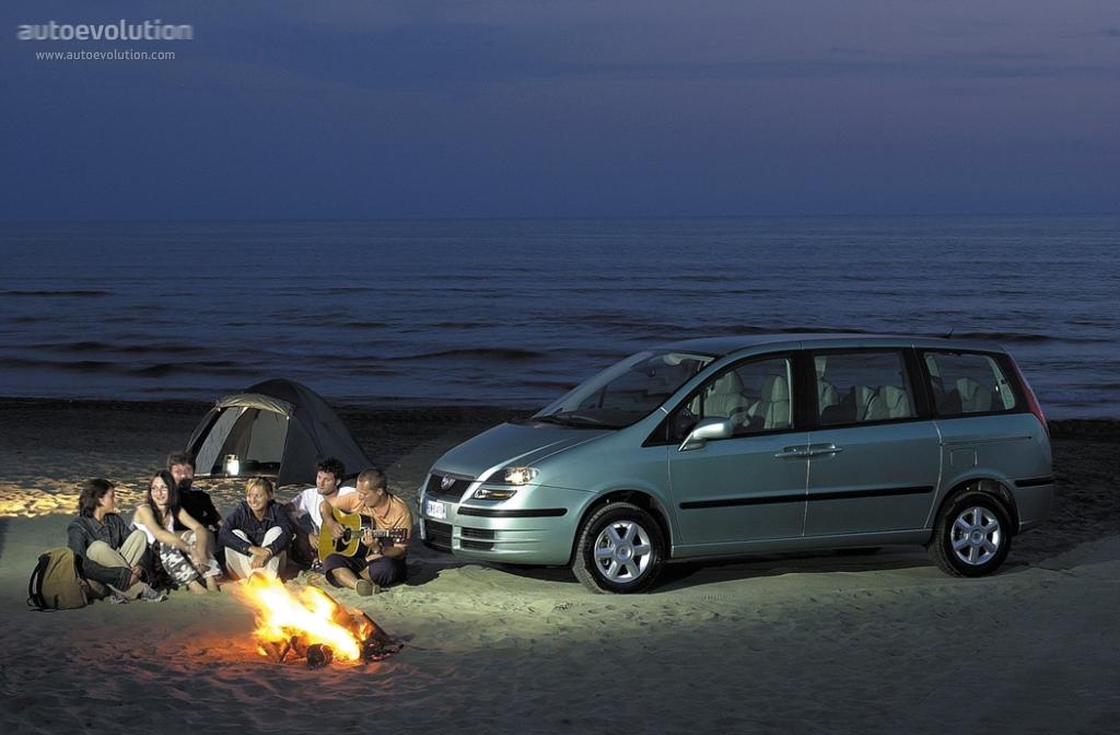 FIAT Ulysse specs - 2002, 2003, 2004, 2005, 2006, 2007 - autoevolution
