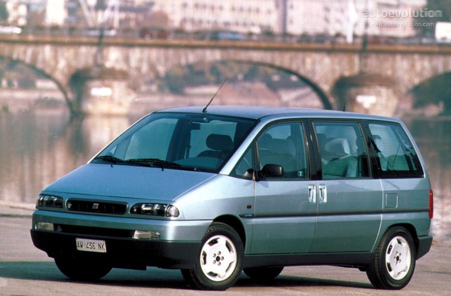 FIAT Ulysse specs - 1999, 2000, 2001, 2002 - autoevolution