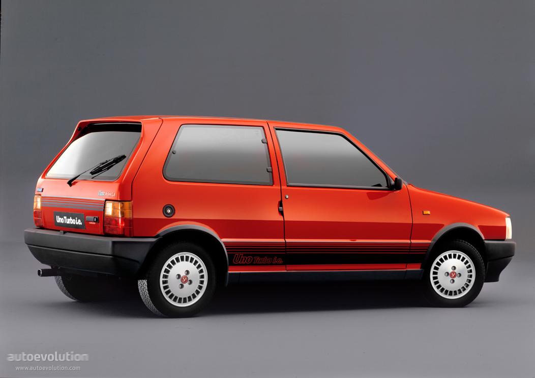 Fiat Uno 3 Doors 1989 1990 1991 1992 1993 1994