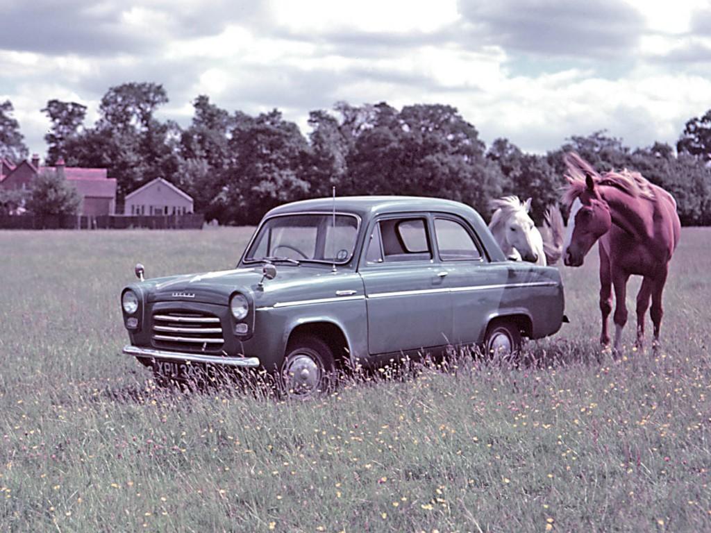 Ford Anglia E