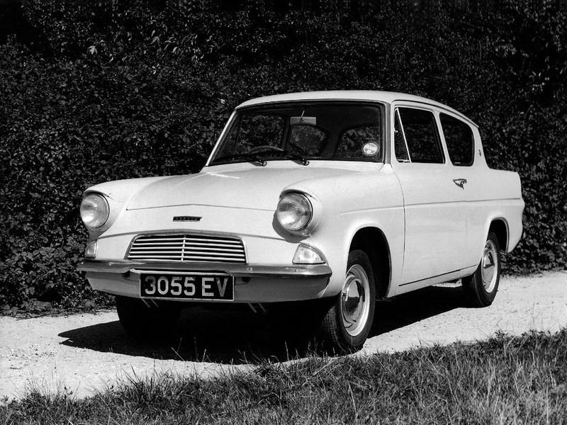 FORD Anglia 105E specs & photos - 1959, 1960, 1961, 1962, 1963, 1964, 1965, 1966, 1967 ...