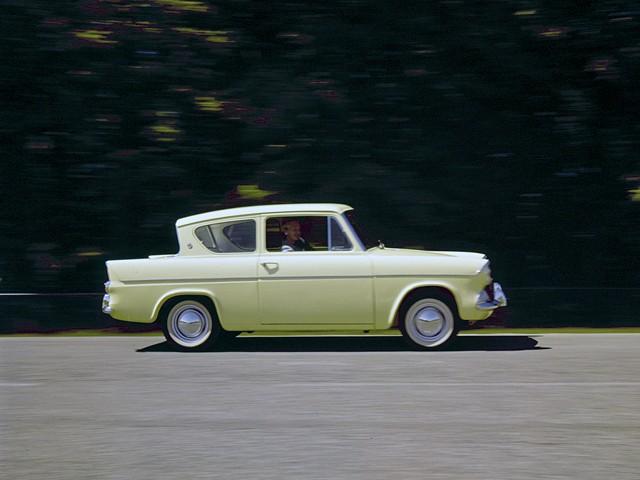 FORD Anglia 105E specs - 1959, 1960, 1961, 1962, 1963, 1964, 1965, 1966, 1967 - autoevolution