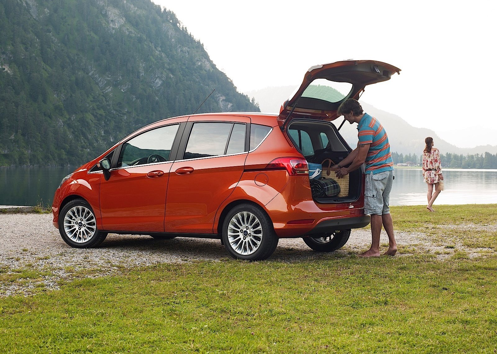 FORD B-Max specs & photos - 2012, 2013, 2014, 2015, 2016 ...