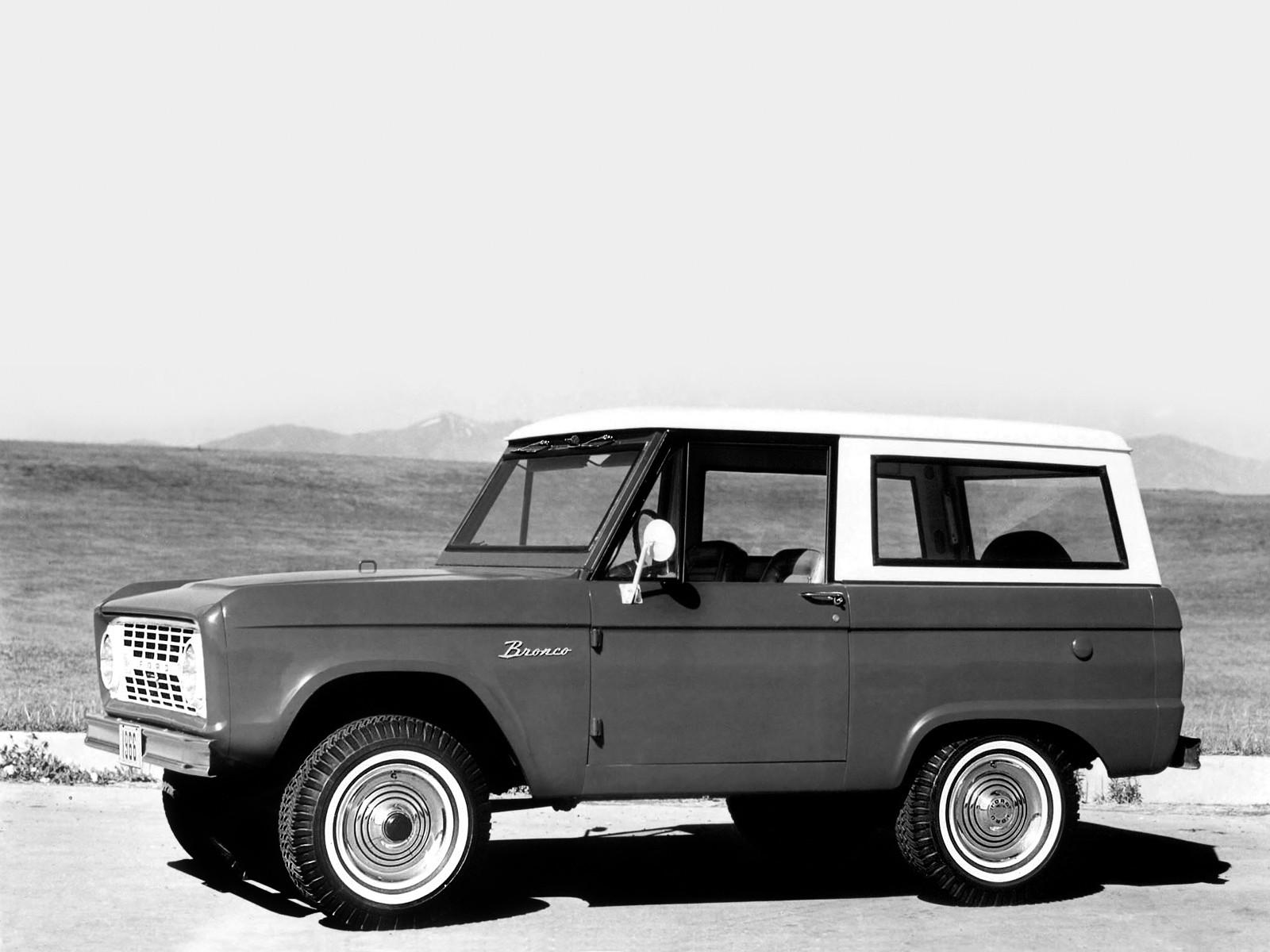 FORD Bronco specs - 1966, 1967, 1968, 1969, 1970, 1971, 1972, 1973 ...