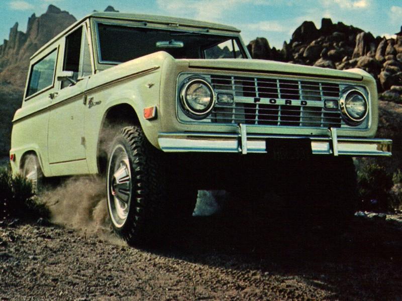 Enchanting 1968 Ford Bronco Specs Ideas - Electrical Circuit Diagram ...