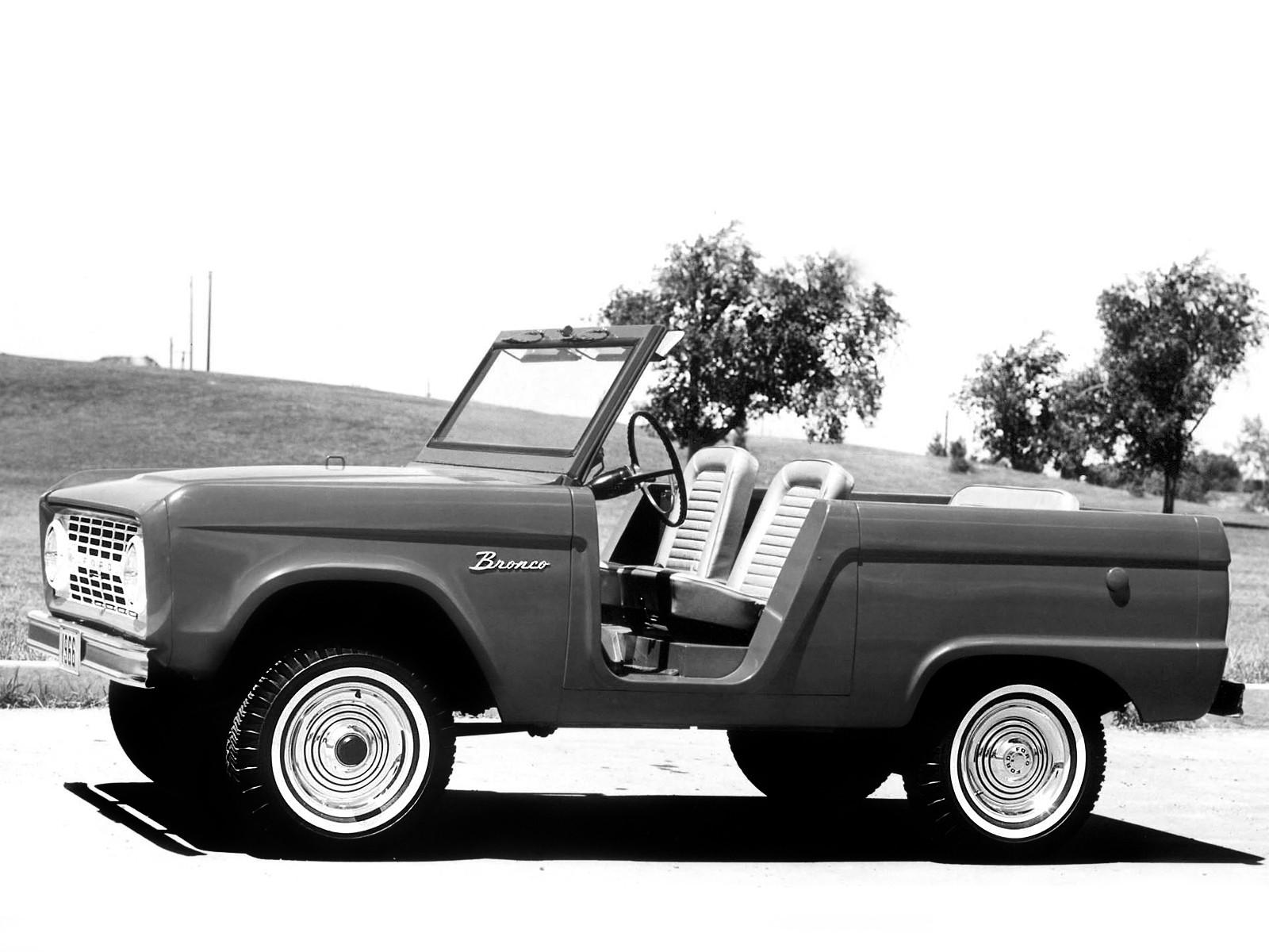 FORD Bronco specs & photos - 1966, 1967, 1968, 1969, 1970, 1971, 1972, 1973, 1974, 1975, 1976 ...