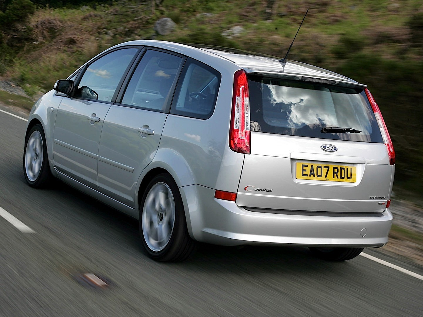 FORD C-Max specs & photos - 2007, 2008, 2009, 2010 - autoevolution