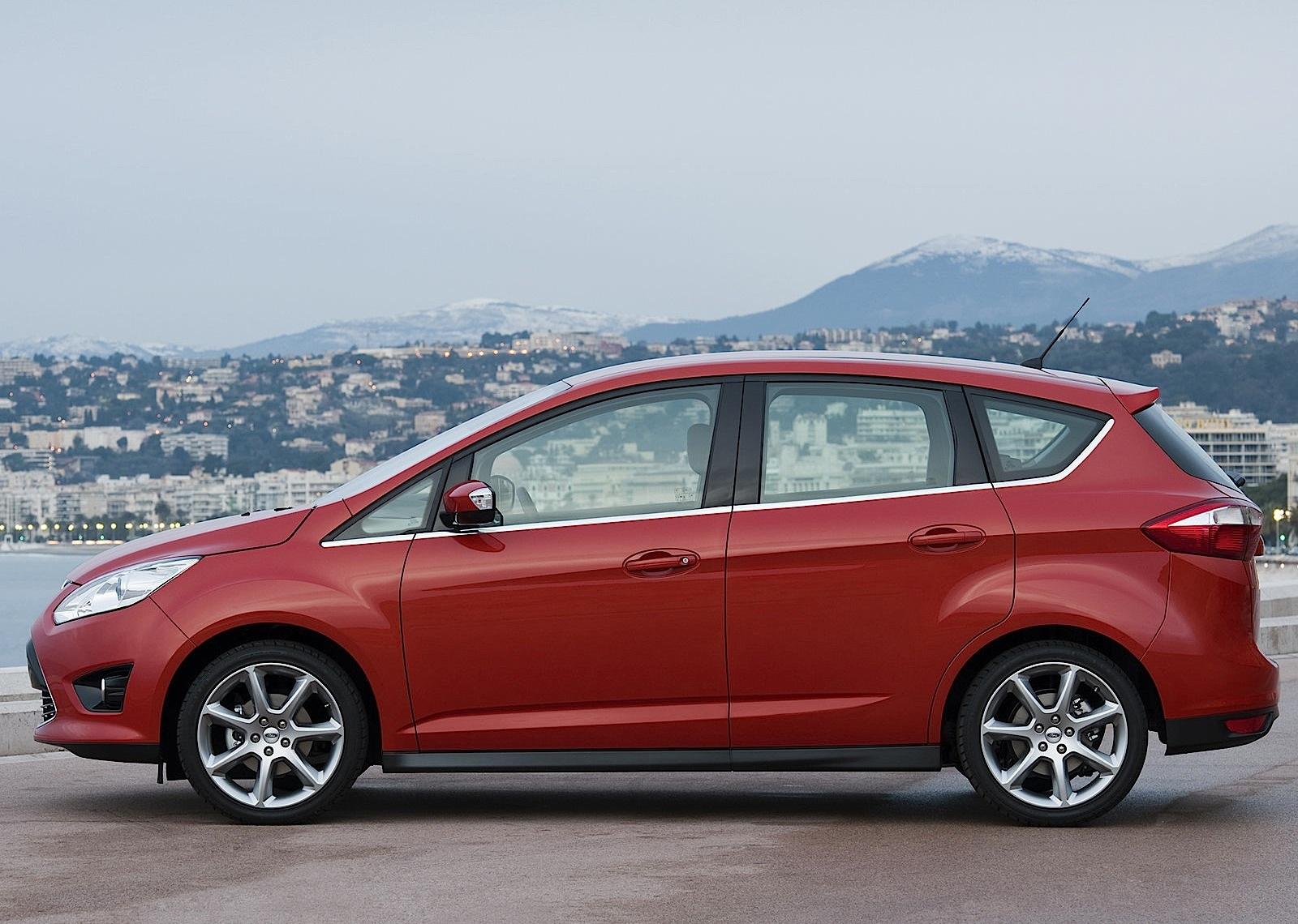 Ford Grand C Max 2.0 Tdci >> FORD C-Max specs & photos - 2010, 2011, 2012, 2013, 2014 - autoevolution