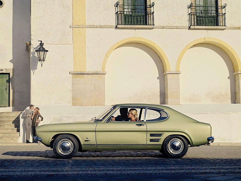Ford Capri Specs Photos 1969 1970 1971 1972 1973 1974 Autoevolution