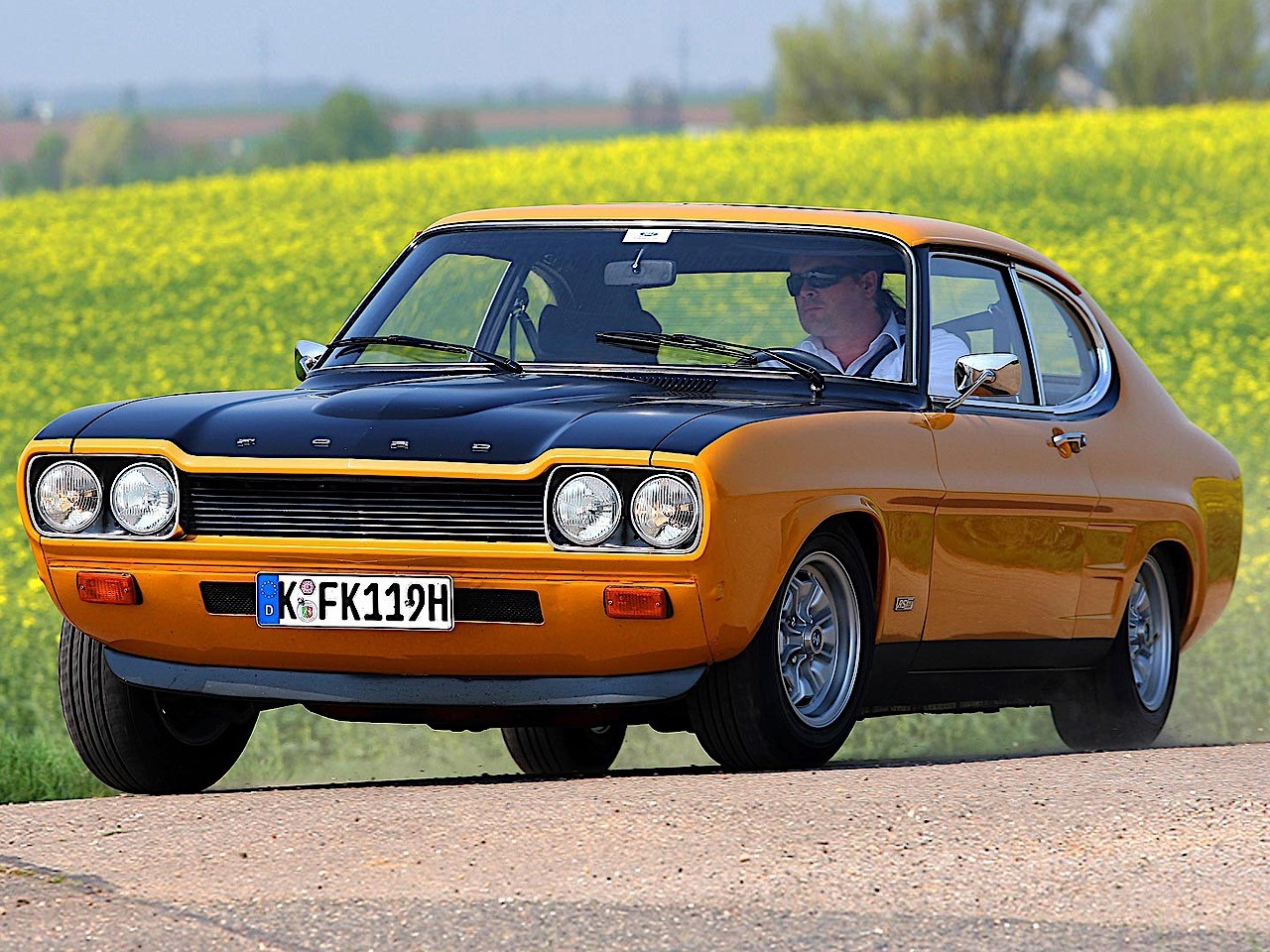 ford capri specs photos 1969 1970 1971 1972 1973. Black Bedroom Furniture Sets. Home Design Ideas