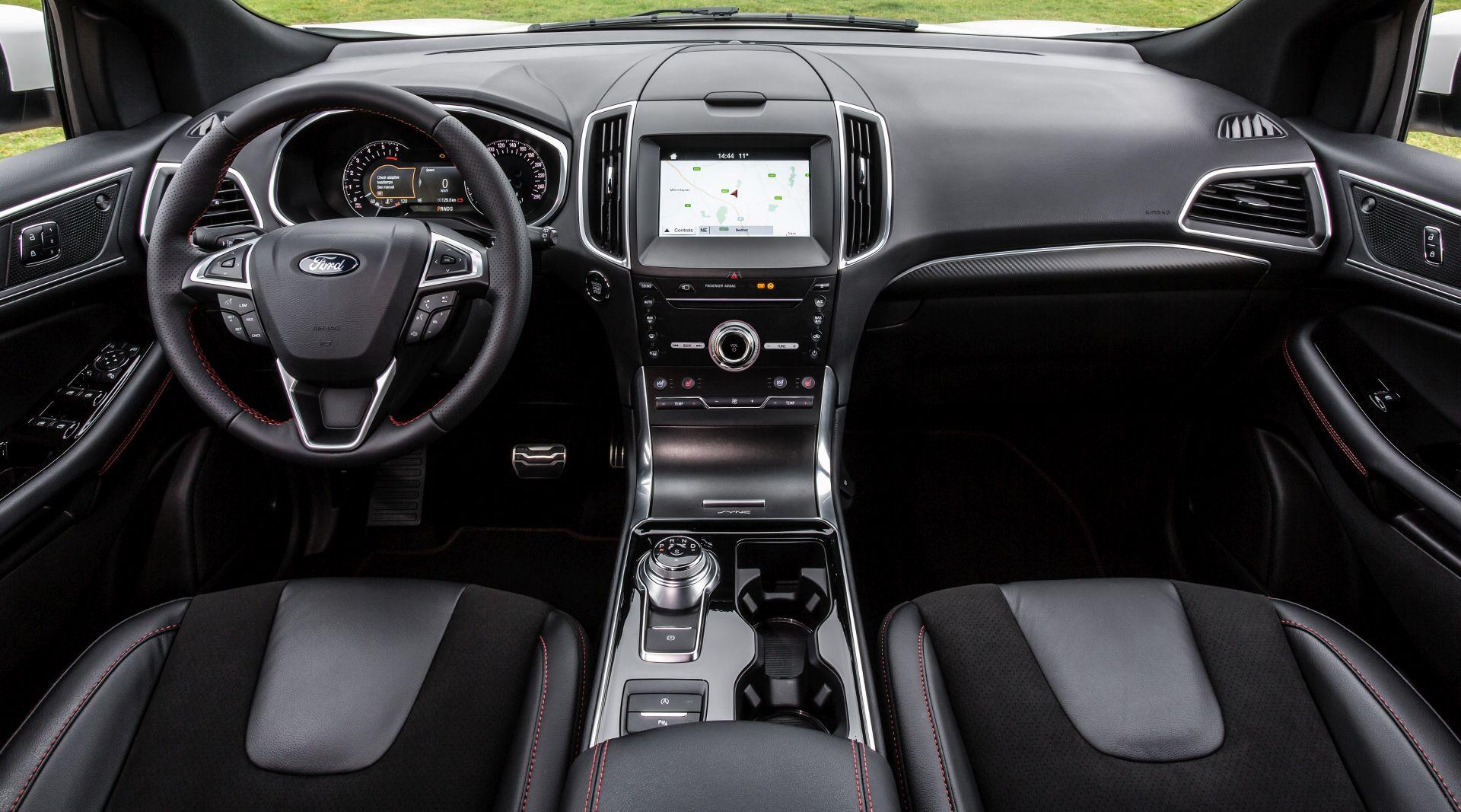 ford edge facelift ii auto autoevolution present europe