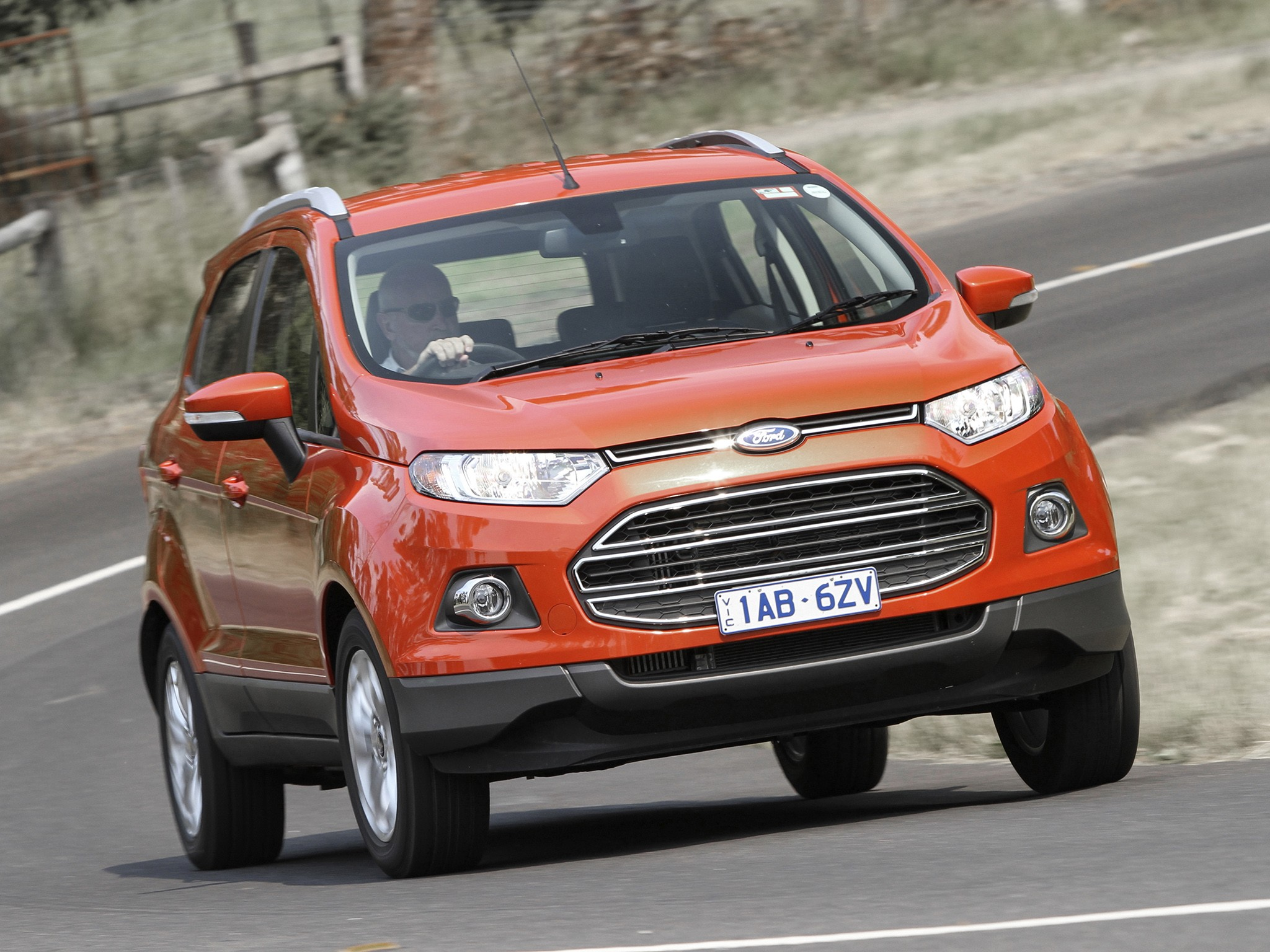 ford ecosport 2013 present