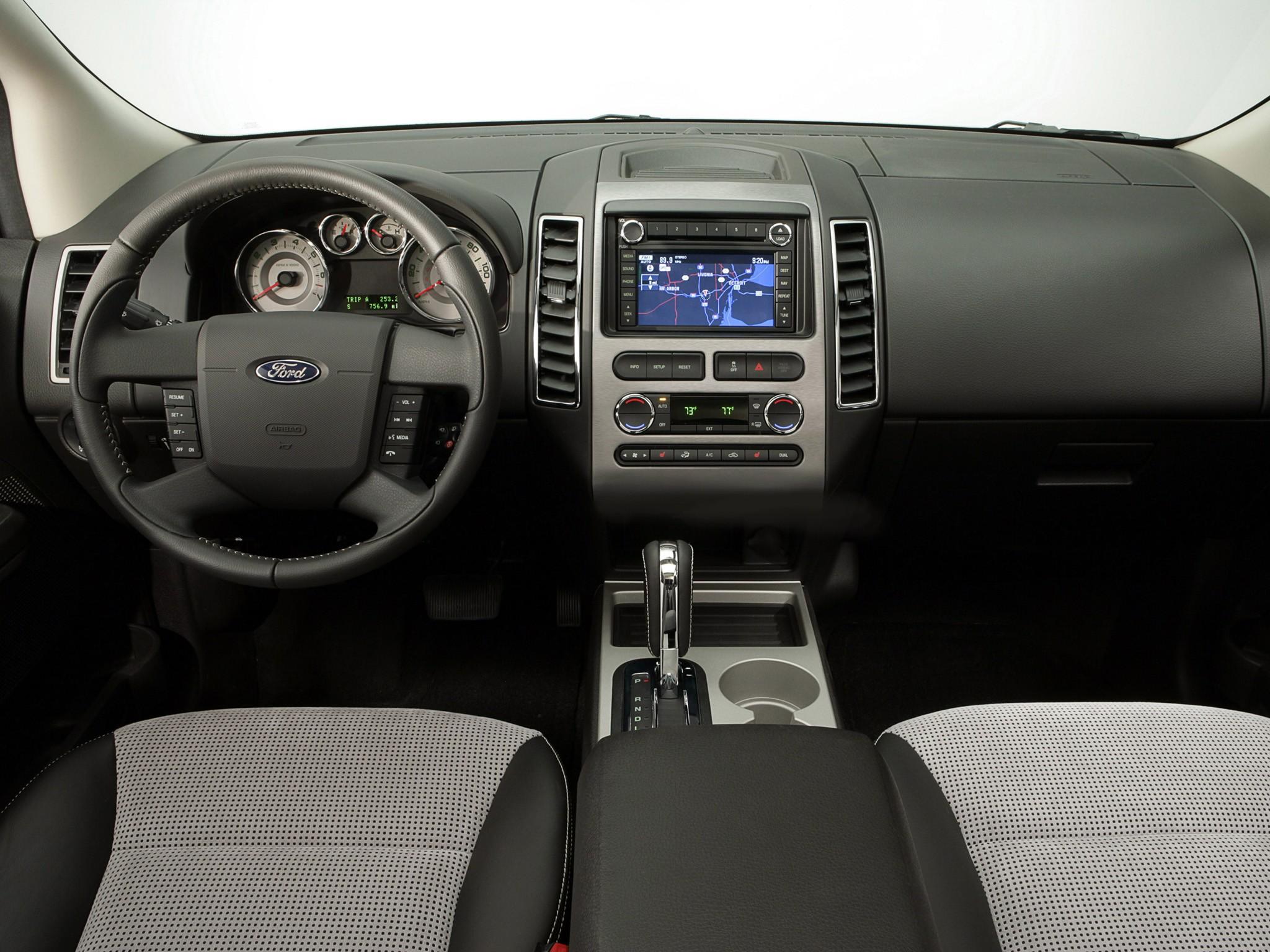 Ford edge 2006 2007 2008 2009 autoevolution
