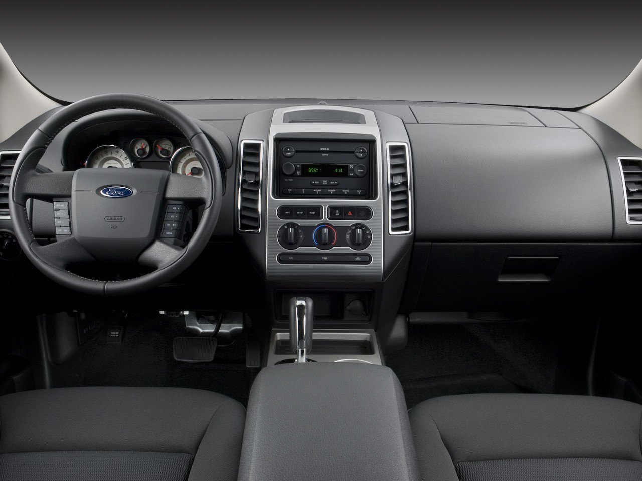 2007 Ford Edge Interior Dimensions
