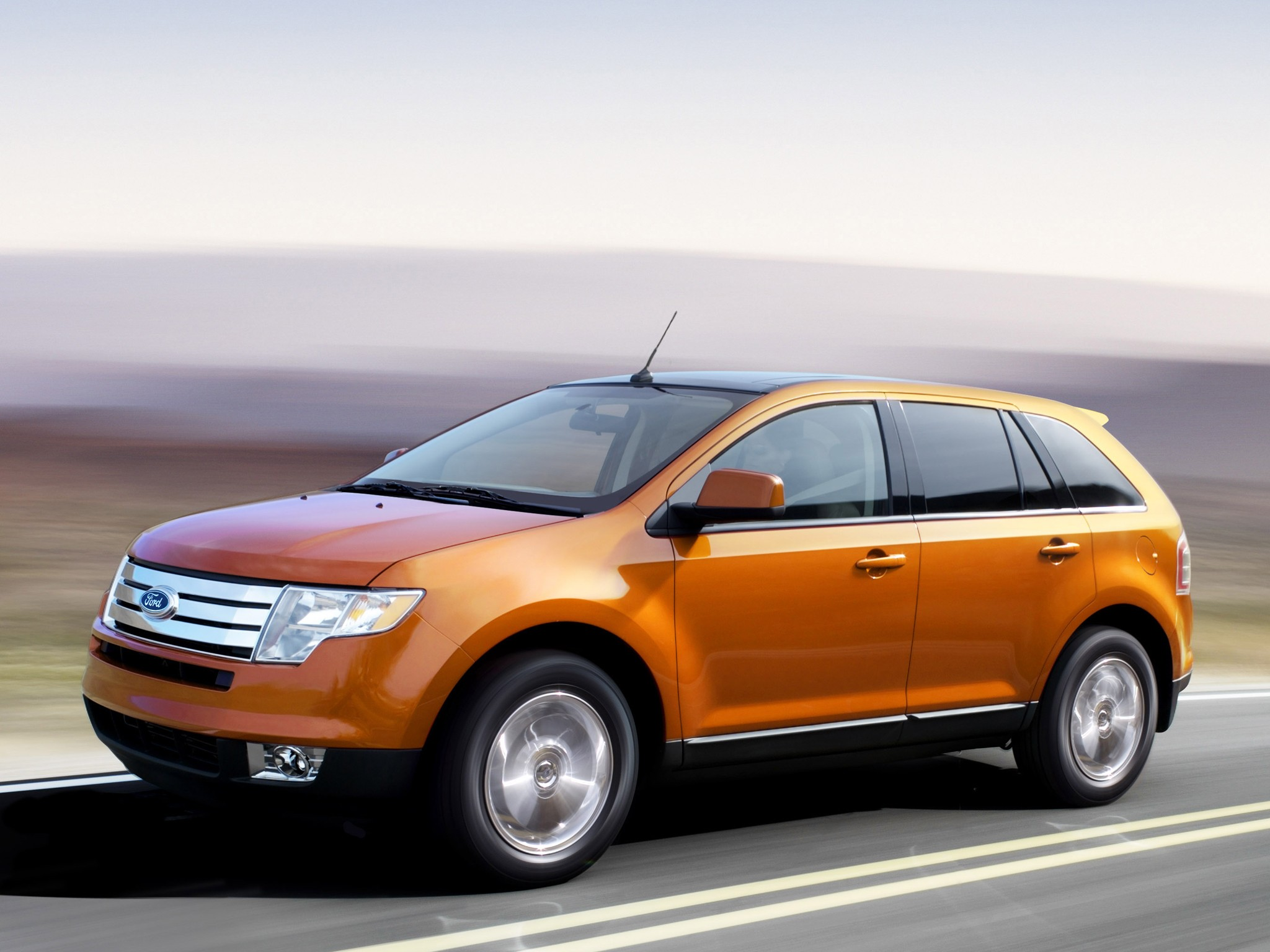FORD Edge specs & photos - 2006, 2007, 2008, 2009 ...