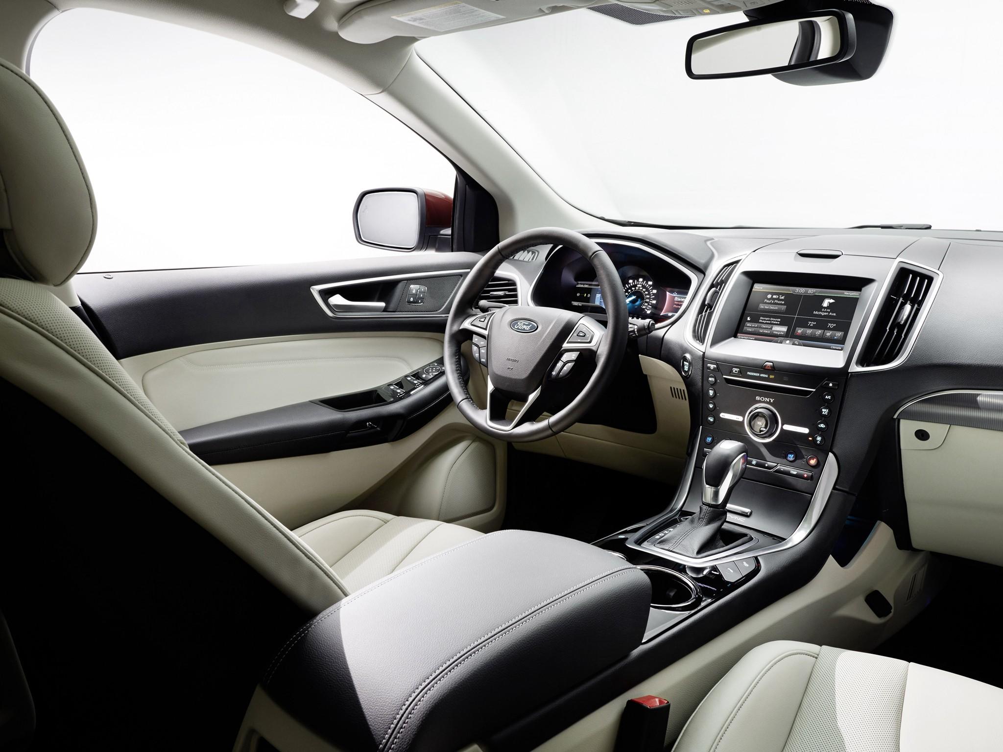 ford edge 2015 present
