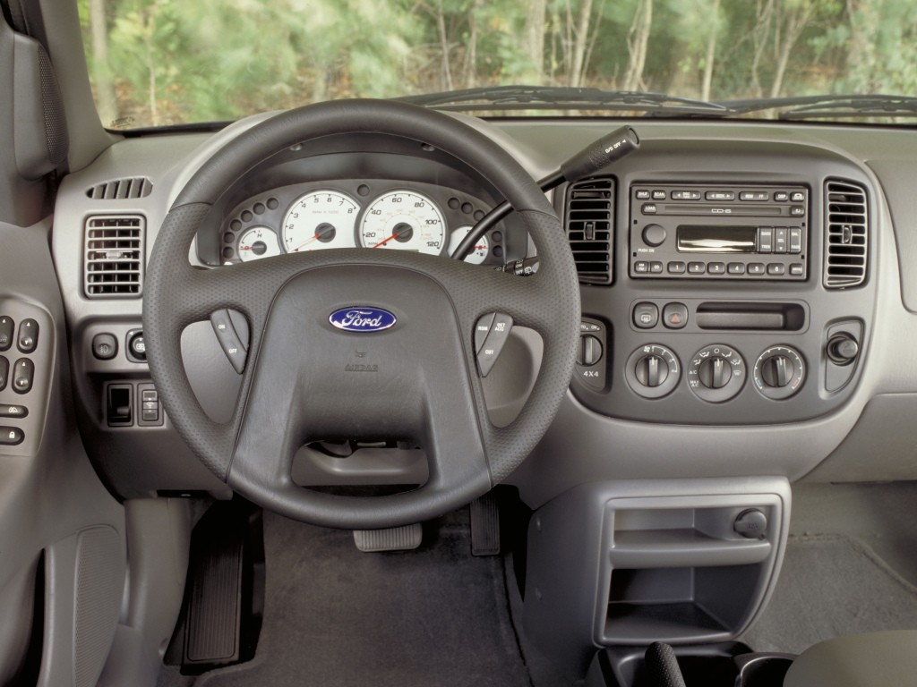 Ford Escape Specs Photos 2000 2001 2002 2003 2004