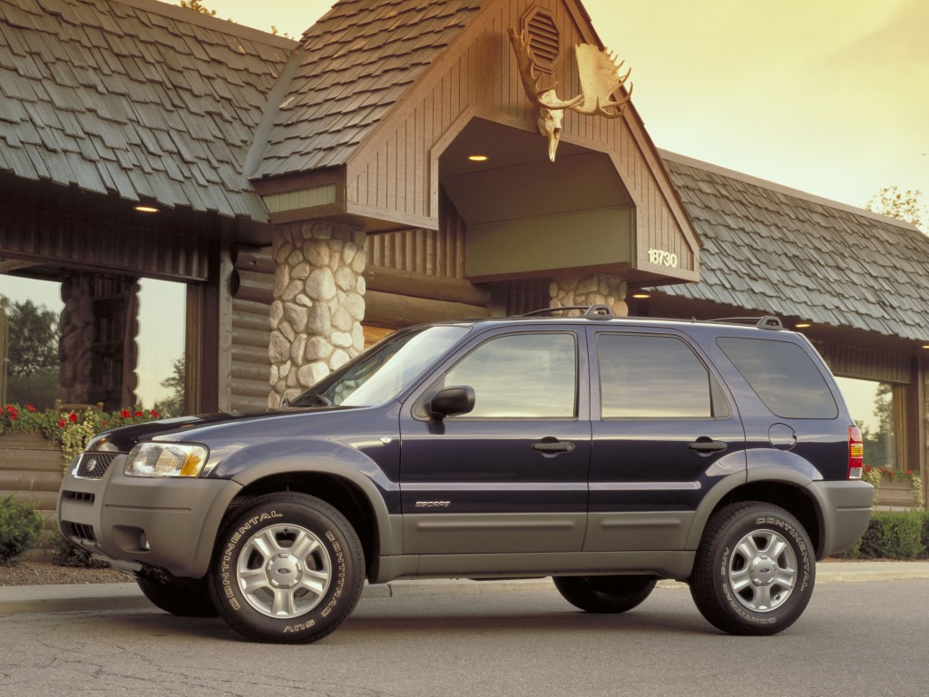 FORD Escape specs & photos - 2000, 2001, 2002, 2003, 2004 ...