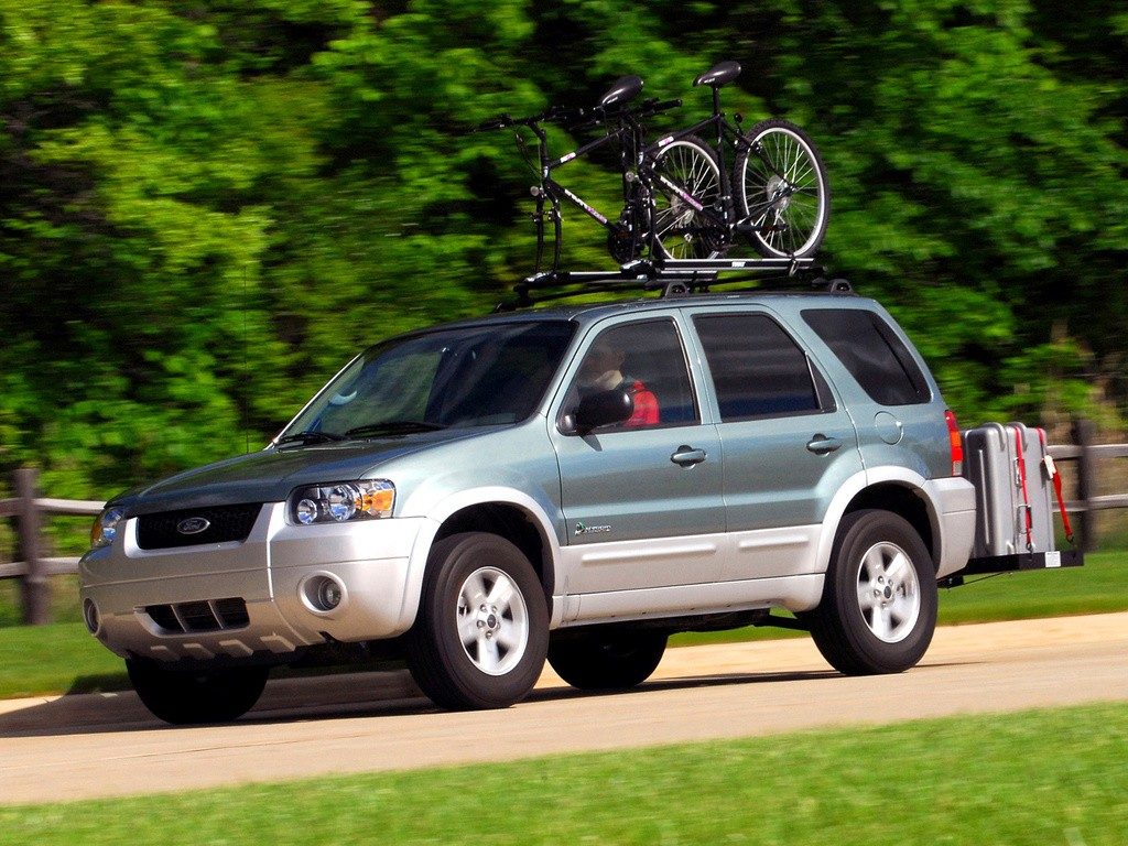 Ford Escape on 2000 Volvo Turbo Engine