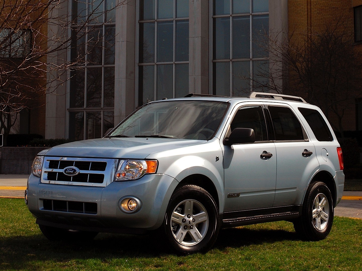 Fast Awd Cars >> FORD Escape - 2008, 2009, 2010, 2011 - autoevolution