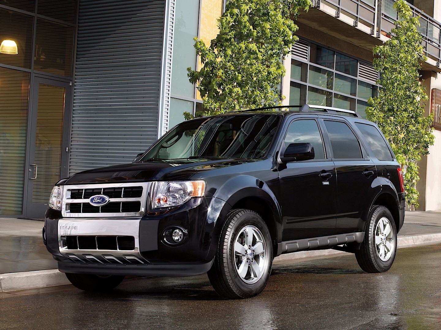 Ford Escape 2008 2009 2010 2011 Autoevolution
