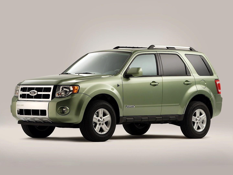 FORD Escape - 2008, 2009, 2010, 2011 - autoevolution