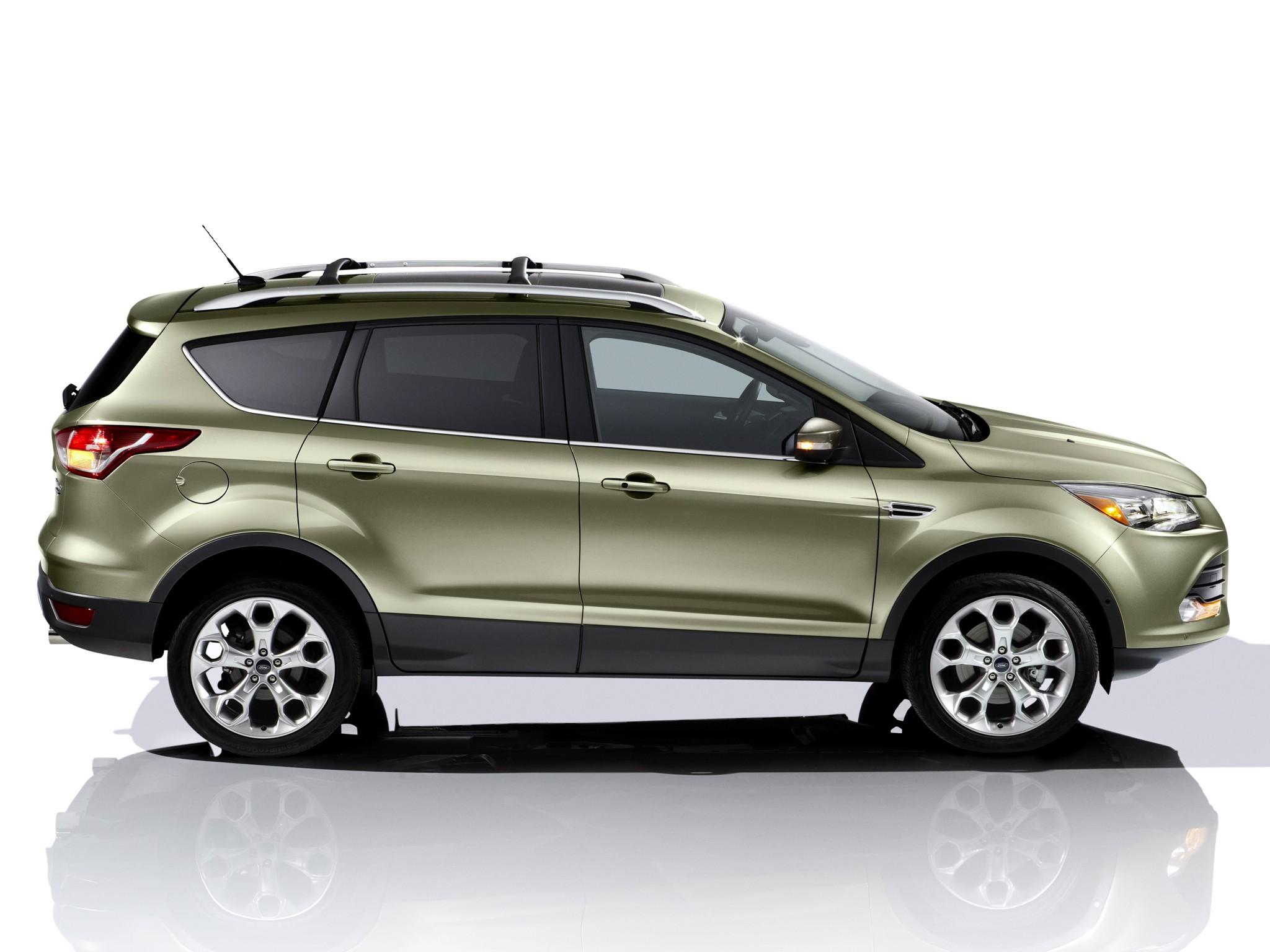2013 Ford Escape Value >> FORD Escape - 2012, 2013, 2014, 2015, 2016 - autoevolution