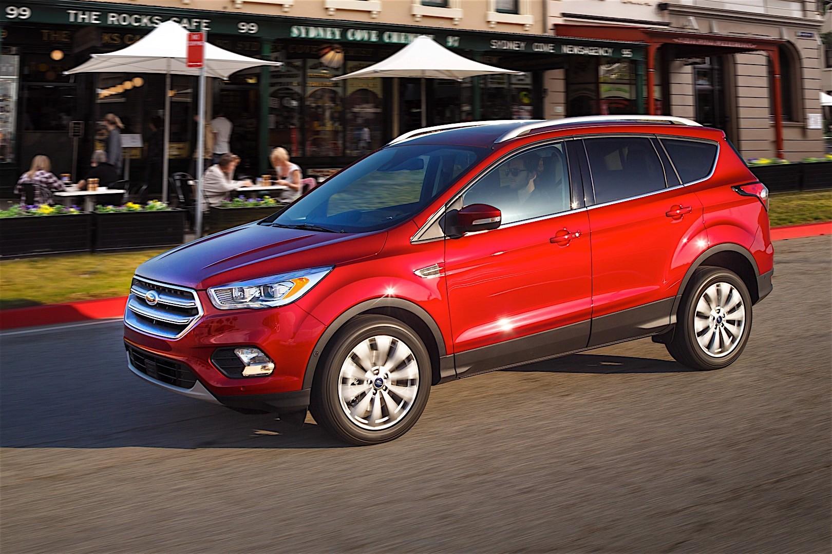 Ford escape 2016 present