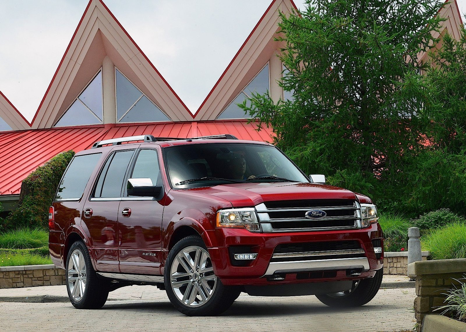 Expedition Towing Capacity >> FORD Expedition - 2014, 2015, 2016, 2017 - autoevolution