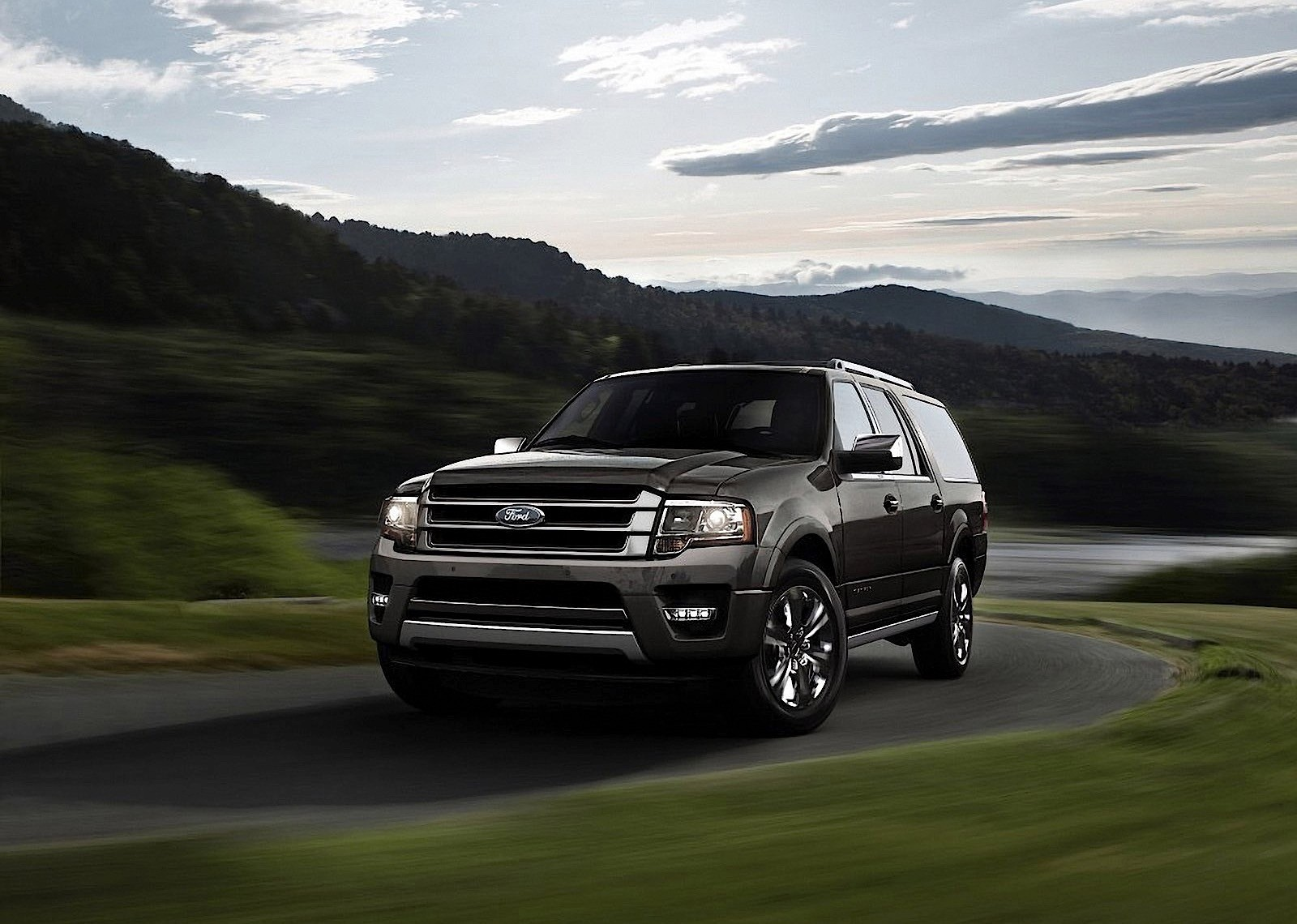 FORD Expedition specs & photos - 2014, 2015, 2016, 2017 ...