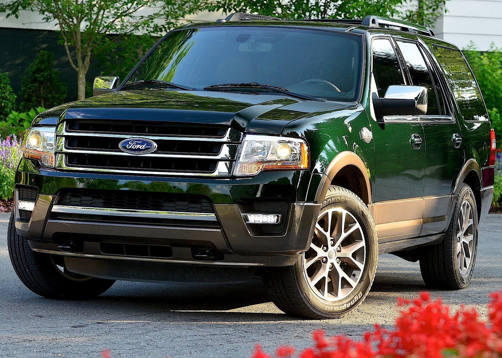 Ford Expedition El >> FORD Expedition - 2014, 2015, 2016, 2017 - autoevolution