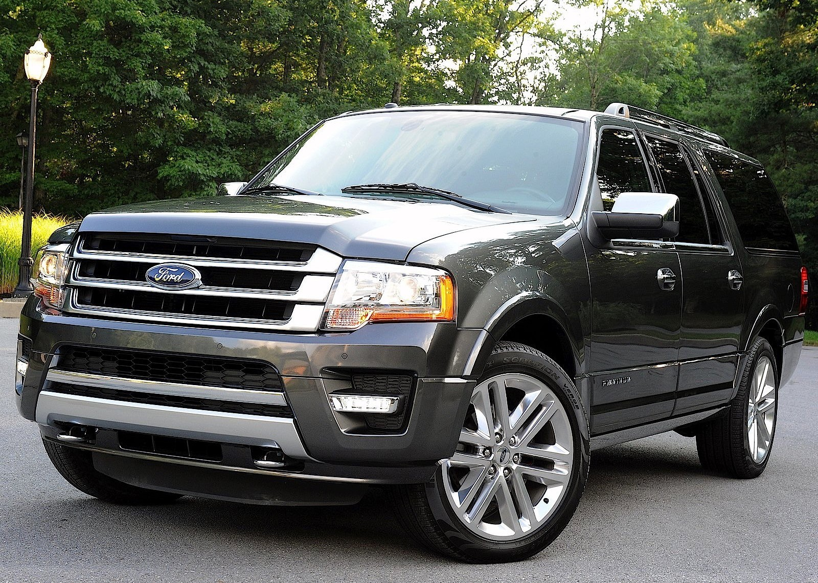 FORD Expedition specs & photos - 2014, 2015, 2016, 2017, 2018, 2019 - autoevolution