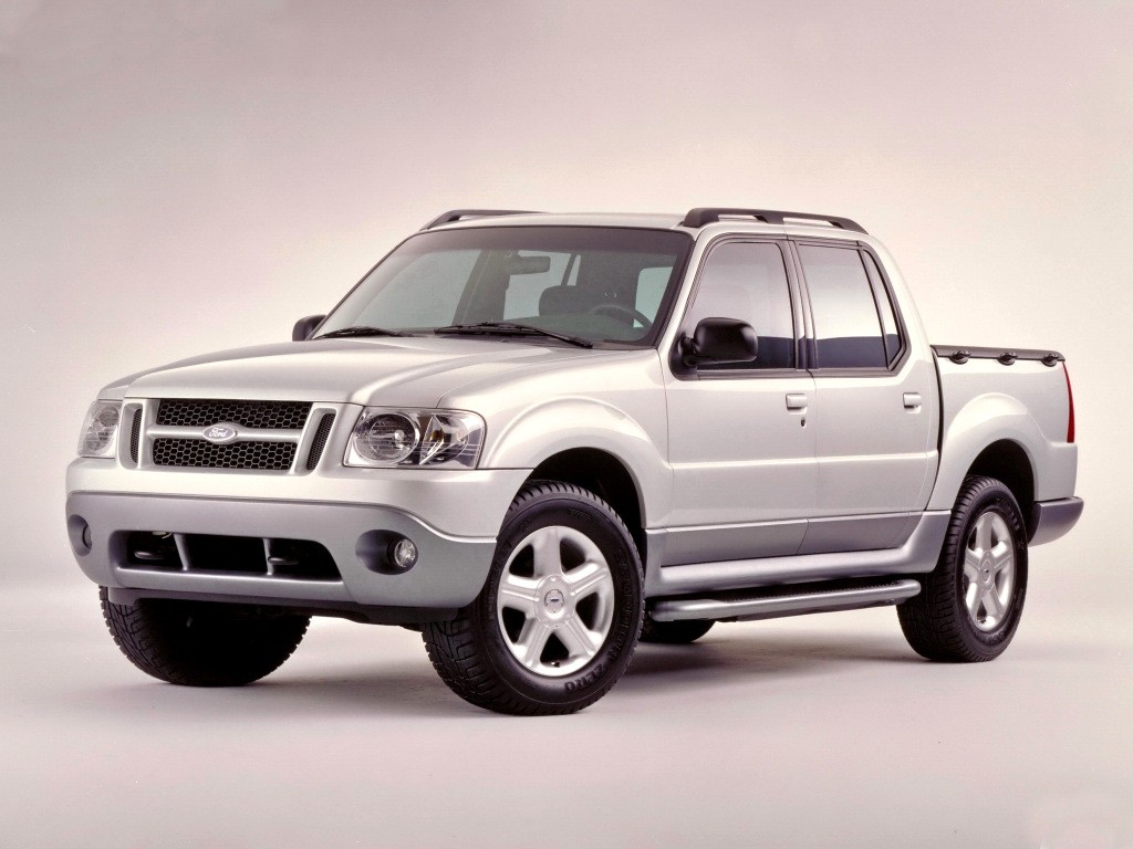 FORD Explorer Sport Trac specs & photos - 2000, 2001, 2002, 2003, 2004, 2005 - autoevolution